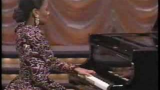Marjorie Vincent, Miss America 1991 - Piano Performance