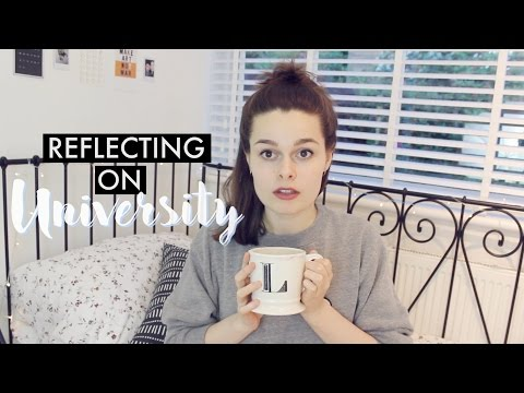 Reflecting On My University Experience | Lucy Moon