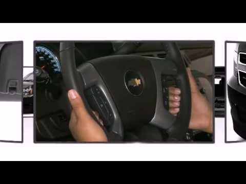 2013 Chevrolet Tahoe Video