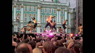 Madonna - Vogue / Die Another Day HD (Live In Saint Petersburg)