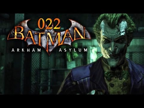 Let's Play Batman: Arkham Asylum #022 - Die Intensivstation [Full-HD] [Deutsch]