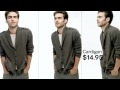 H&M Fall 2010 TV Commercial (Men's Cardigan)