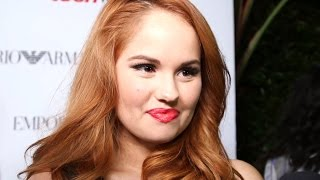 """Debby Ryan & Pierson Fode Dish on """"Jessie"""" WEDDING! Teen Vogue Young Hollywood 2014"""