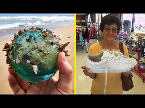 People who found Once in a Lifetime Objects