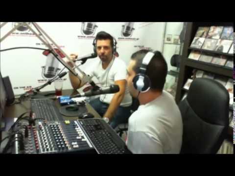 Συνέντευξη ΜΑΡΙΟΥ ΧΑΤΖΗΣΑΒΒΑ στον On The Air '' Greek Radio' 1/2 μέρος