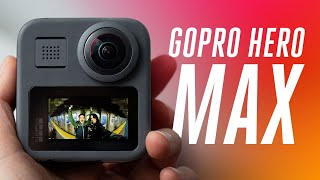 GoPro Max review: the most accessible 360 camera