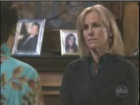 GH - Laura and Tracy Fight About Luke - 11/12/08