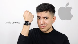 if Apple Watch commercials were honest