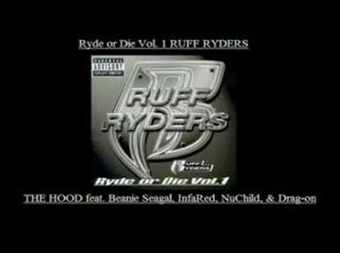 Ruff Ryders - The Hood