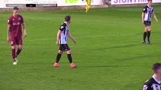 Spennymoor Town 1-2 Darlington - Vanarama National League North - 2017/18