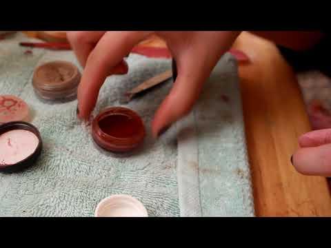 Como comprimir y reparar maquillaje roto! ToyoDeToyoMonix
