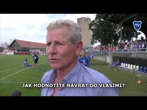 FNL: Rozhovor s Vlastimilem Petrželou po utkání ve Vlašimi.