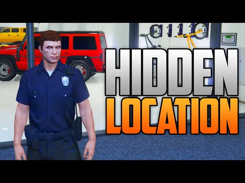 GTA 5 Online - How To Get Inside The LOCKED Mechanics Room In Your Garage! (GTA 5 Glitches)