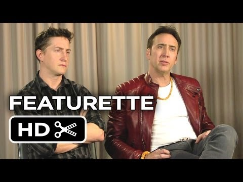 Joe Movie Featurette - Casting Real People As Actors (2014) - Nicolas Cage, Tye Sheridan Drama HD