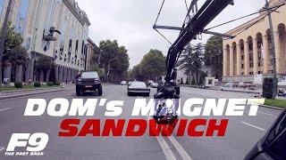 F9 – Dom's Magnet Sandwich – BTS Exclusive