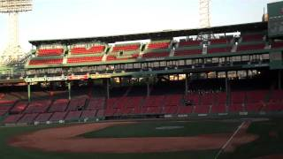 Fenway Park Cisco Partner Summit 2009