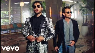 Maluma - Felices los 4 (Salsa Version) (Official Music Video) ft. Marc Anthony