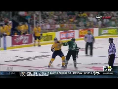 Vincent Arseneau vs Brett Cook May 20, 2012
