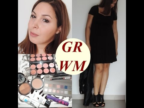 [MAKEUP/OOTD] GET READY WITH ME #20 : ♥ Fall Makeup and Outfit ♥