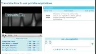 Web Tips: Translate Youtube Videos