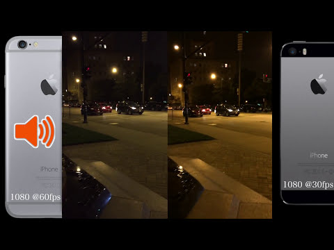 iPhone 6 vs iPhone 5s (Cámara, Video, Audio, Completo)
