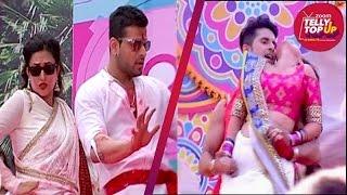Holi Celebration In 'Ye Hai Mohabbatein' | Holi Dhoom In 'Waaris'