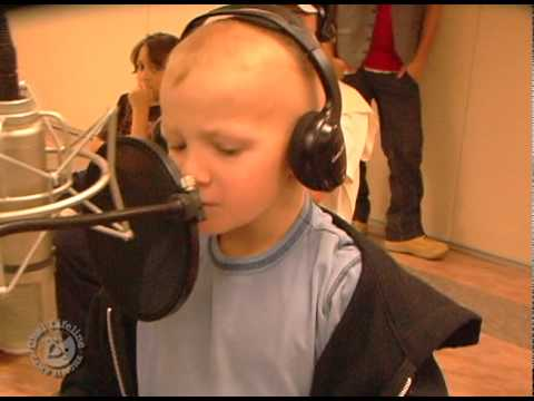 Kids Battling Cancer Sing Wavin Flags at Camp Simcha to Generate...