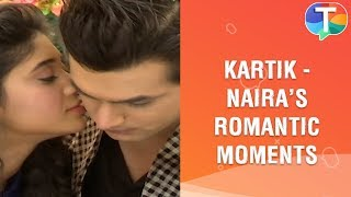 Kartik-Naira's ROMANTIC moments during Mehendi | Yeh Rishta Kya Kehlata Hai | 19th December 2019
