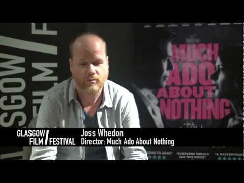 Glasgow Film Festival 2013: Joss Whedon talks about Much Ado About Nothing