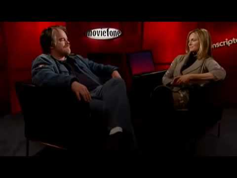 Unscripted with Laura Linney and Philip Seymour Hoffman