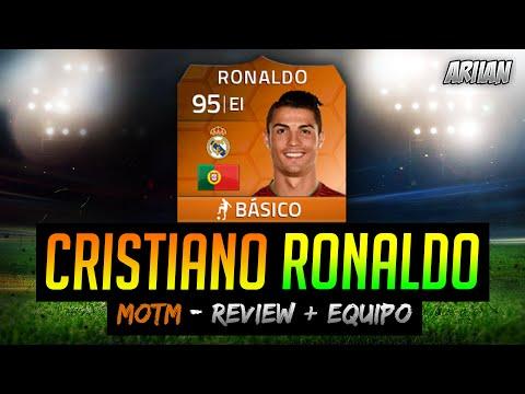 FIFA 14 | CRISTIANO RONALDO MOTM! - Review + Equipo