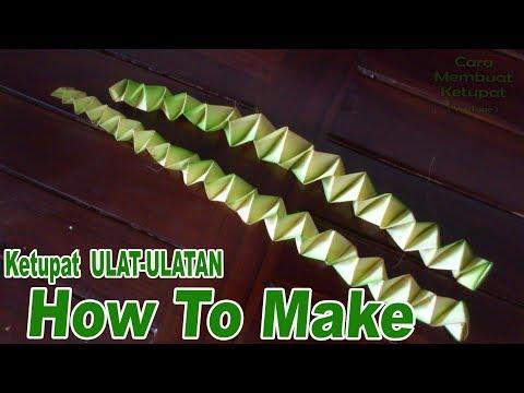 cara membuat hiasan daun kelapa motif keris www bengkalis org