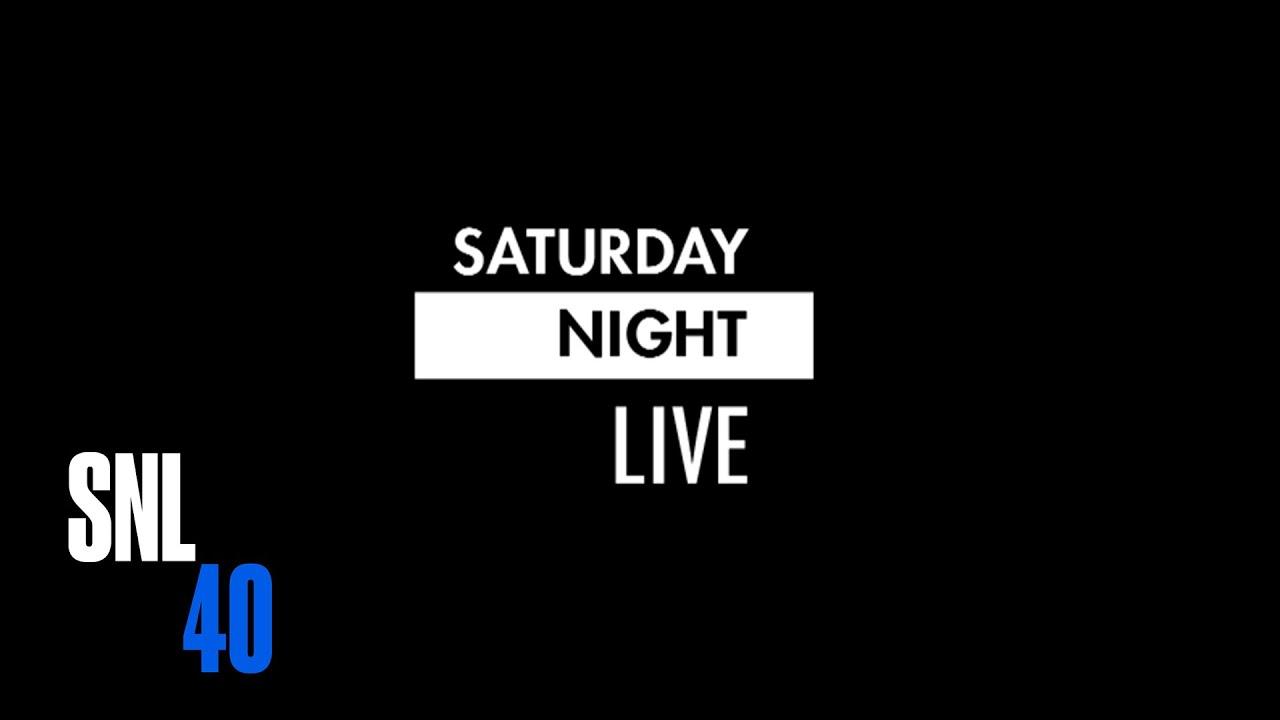 Saturday Night Logo Saturday Night Live