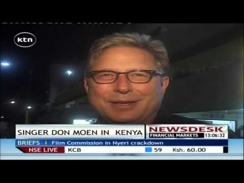 Don Moen To Perform In Mombasa And Nairobi video