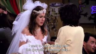 Friends en V.O sous-titré anglais avec Albert | saison 1, épisode 1, partie 10