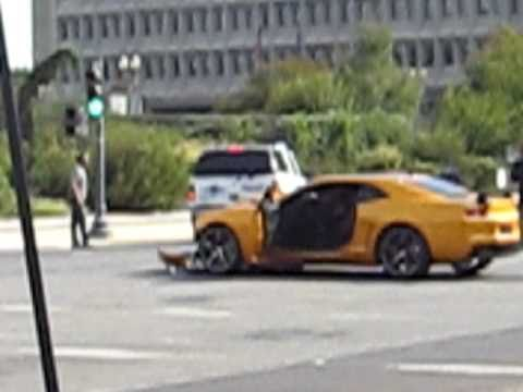 transformers 3 crash in dc