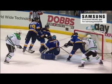 Situation Room: Stars shot doesn't go in