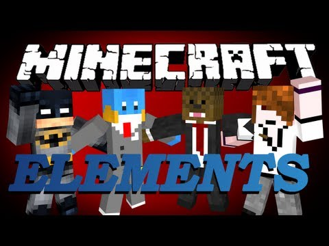 """Minecraft New Survival Games """"The Elements"""" w/ HuskyMudkipz, Deadlox, xRPMx13, and Jerome"""