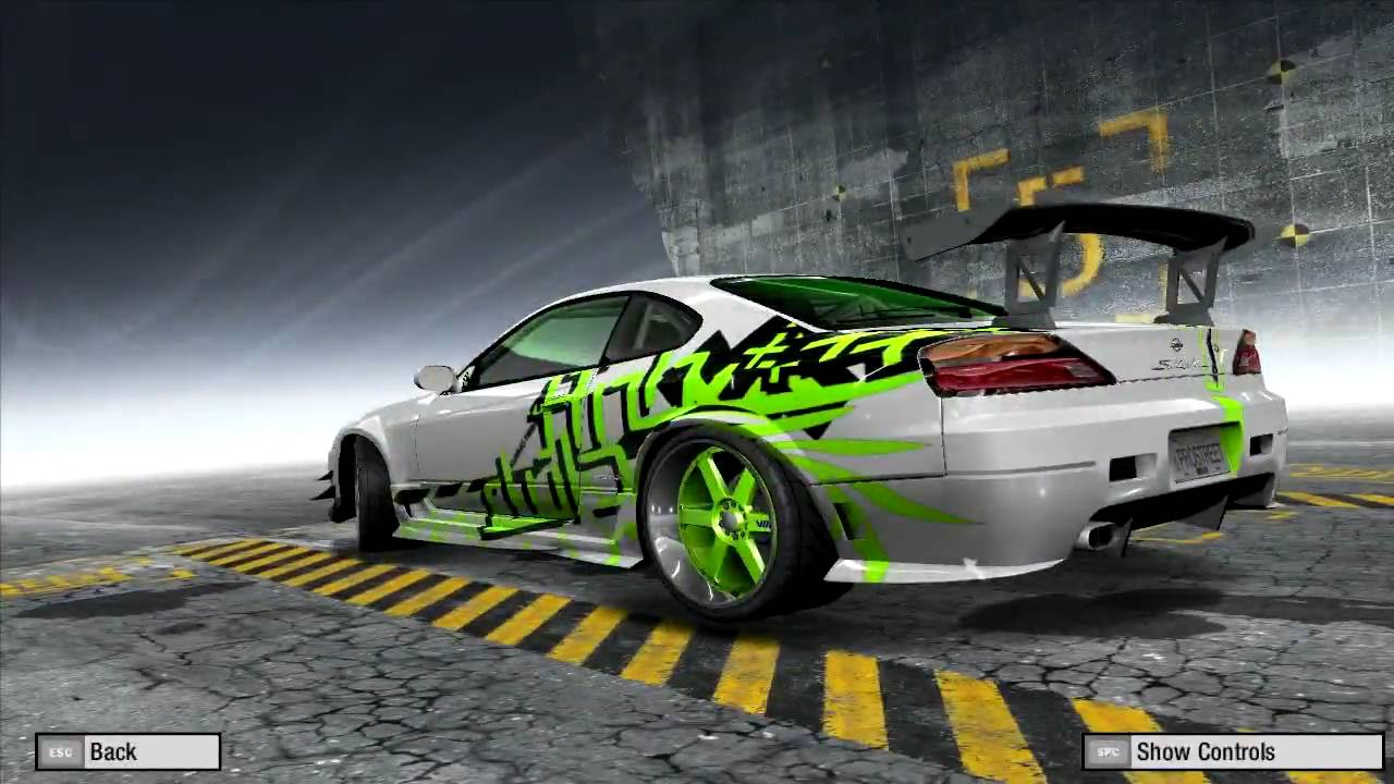 Lancer Fast And Furious Need For Speed Pro Str...