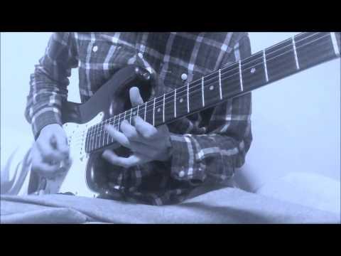 Shiny Drive, Moony Dive/内田真礼 ギター弾いてみた