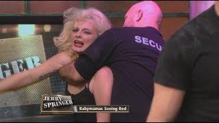 Springer Strippers Get Revenge! (The Jerry Springer Show)