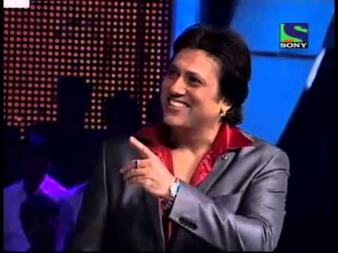 Govinda - Jhalak Dikhla Jaa - Grand Premier - 12th December...