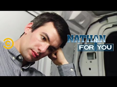 Nathan For You: Catching a Vandal Pt. 2
