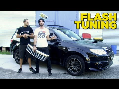 Mighty Car Mods - Flash Tuning (Forester XT)