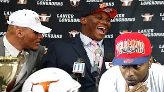 TOP 10 COLLEGE FOOTBALL RECRUITING CLASSES 2017