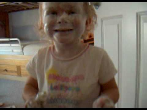Chloe Makes a Big Mess Part II Video