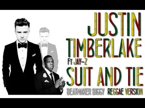 Justin Timberlake : Suit And Tie. [reggaeversion]. video