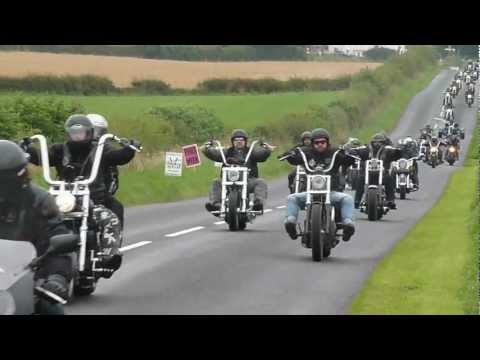 National Chopper Club, Penrith Cumbria....2012