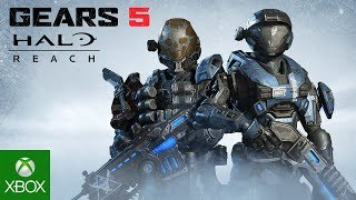 Gears 5 Halo: Reach Character Pack