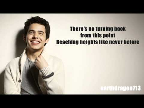 David Archuleta - Everything And More